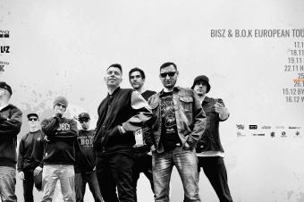 Koncert Bisz & B.O.K. European Tour 2017