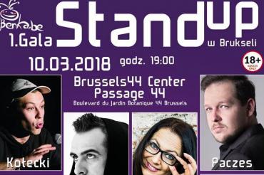 1.Polska Gala Stand-up