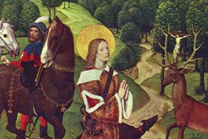 Legenda o świętym Hubercie